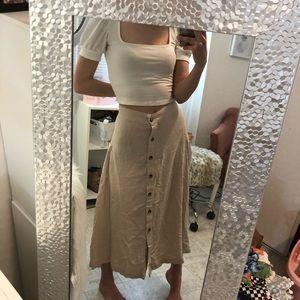 Skirts - Maxi skirt